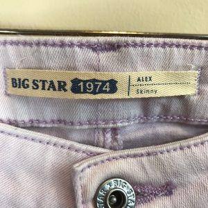 Big Star Jeans - Big Star Alex Skinny Jean